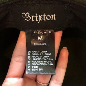 06e01d449d5f8 Brixton Accessories - Brixton stiff green rancher Sz Medium
